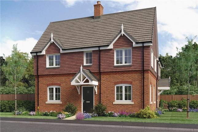 "Thumbnail Semi-detached house for sale in ""Morley"" at Oteley Road, Shrewsbury"