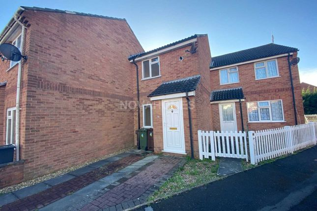 Thumbnail Terraced house to rent in Welland Gardens, Efford