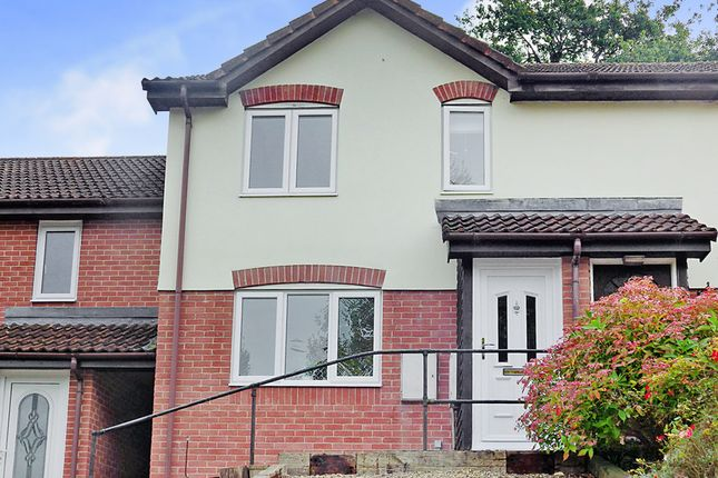 Thumbnail Terraced house for sale in Rothe Rise, Westbury