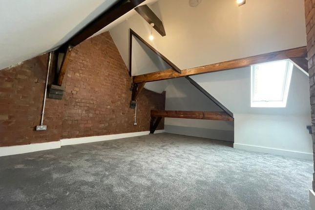 Thumbnail Flat to rent in Canterbury Road, Handsworth, Birmingham