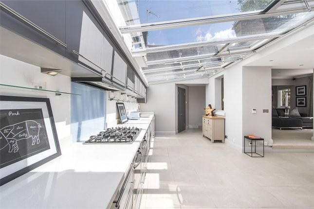 Thumbnail Detached house for sale in North Lodge, Margravine Gardens, London