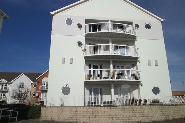 Thumbnail Flat for sale in Goose Island, Maritime Quarter, Swansea, City And County Of Swansea.