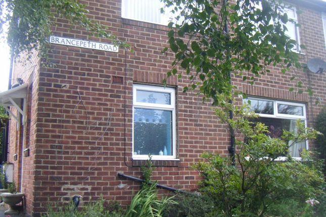 Thumbnail Semi-detached house to rent in Brancepeth Road, Hebburn