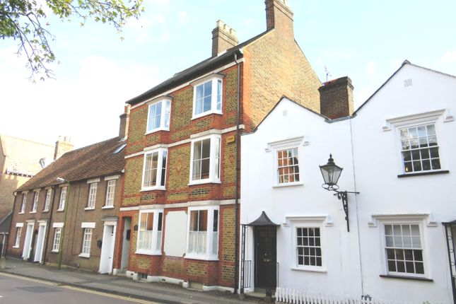Thumbnail Terraced house to rent in Castle Mews, Chapel Street, Berkhamsted