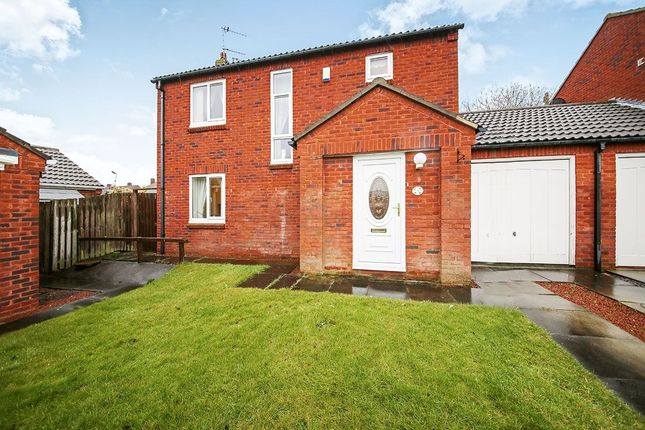 Thumbnail Detached house for sale in Haven Court, Blyth