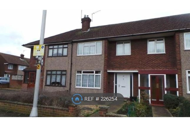 Thumbnail Terraced house to rent in Landmead Road, Cheshunt