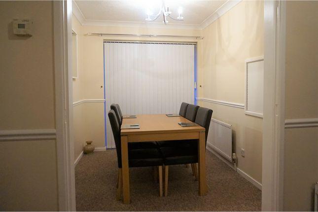 Dining Room of St. Simon Street, South Shields NE34