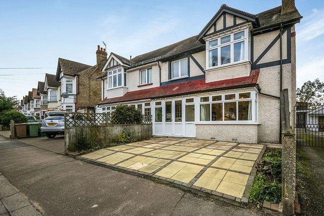 Thumbnail Semi-detached house for sale in Danemoir Milton Road, Wallington