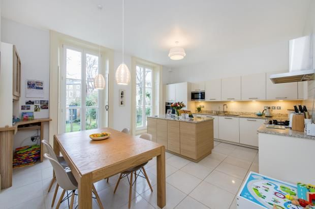 Thumbnail Flat for sale in Regents Park Road, Primrose Hill, London