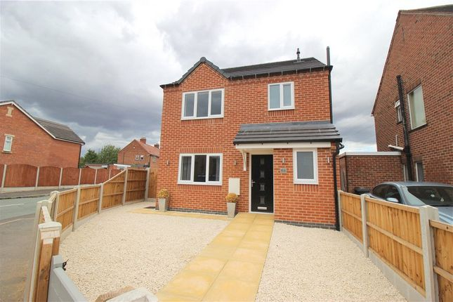 Thumbnail Detached house for sale in Borrowfield Road, Spondon, Derby