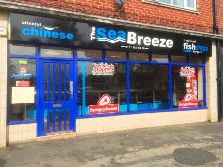Thumbnail Restaurant/cafe for sale in Ellesmere Port CH65, UK
