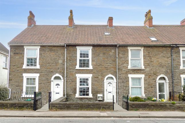 Thumbnail Terraced house for sale in High Street, Hanham, Bristol