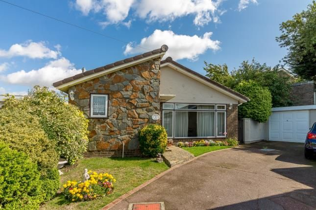 Thumbnail Bungalow for sale in Rayleigh, Essex, U.K