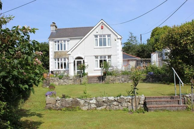Thumbnail Detached house for sale in North Hill Park, St. Austell