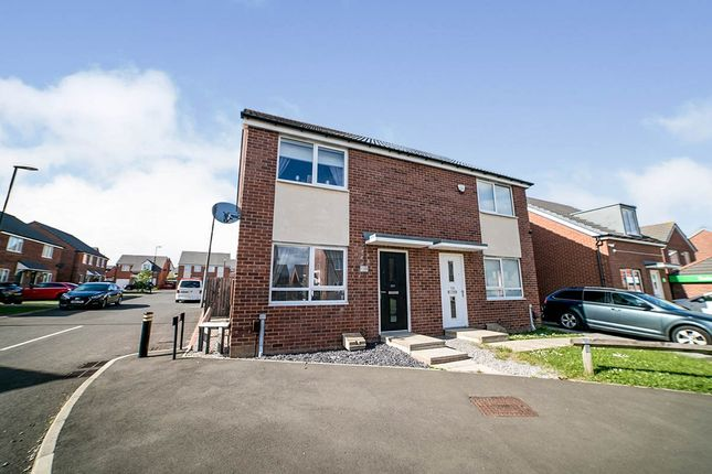 Thumbnail Semi-detached house for sale in Fordfield Road, Sunderland