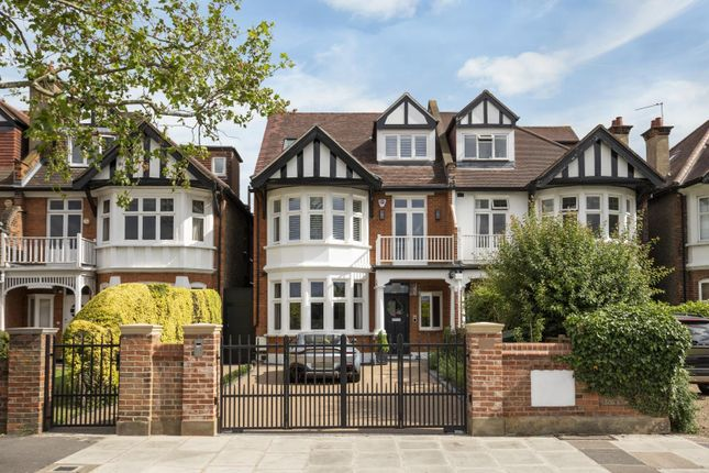6 bed semi-detached house to rent in Lonsdale Road, Barnes, London SW13