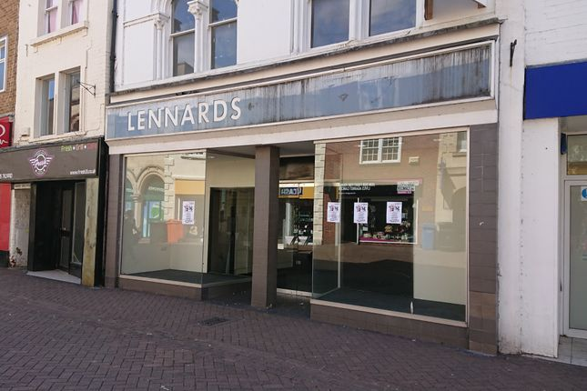 Thumbnail Retail premises to let in Fore Street, Trowbridge