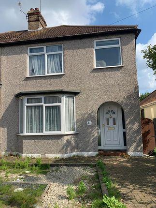 End terrace house to rent in Upper Rainham Road, Hornchurch
