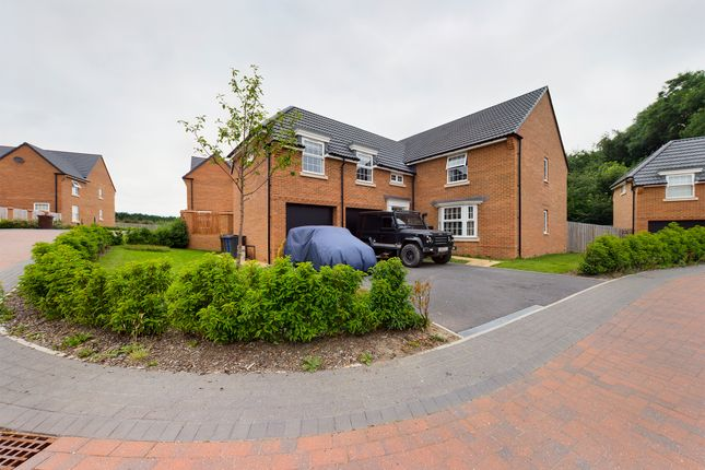 5 bed detached house for sale in St. Pauls Crest, Tankersley, Barnsley S75