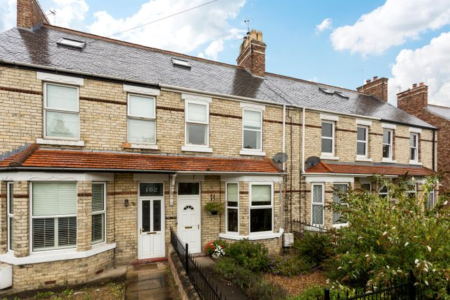 Thumbnail Terraced house for sale in York Road, Haxby, York
