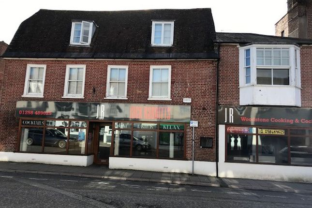 Thumbnail Restaurant/cafe to let in East Street, Blandford Forum