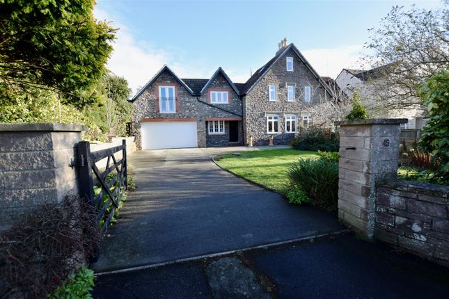Thumbnail Semi-detached house for sale in Old Park Road, Clevedon