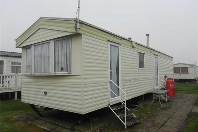 Mobile/park home for sale in South Beach Road, Heacham, King's Lynn