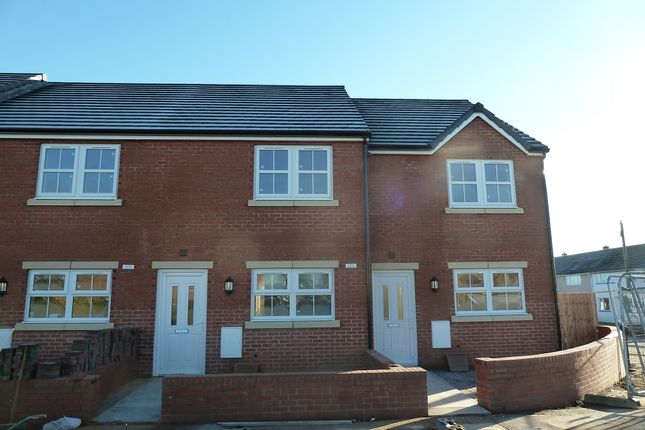 Thumbnail Terraced house for sale in Edmonds Terrace, Carlisle