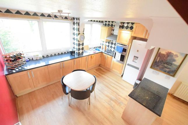 Thumbnail Semi-detached house to rent in St. James's Crescent, London