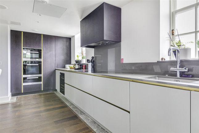 Kitchen of Star & Garter House, Richmond Hill, Richmond TW10