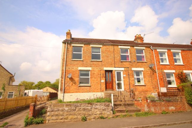 Thumbnail End terrace house for sale in Willersey Road, Badsey