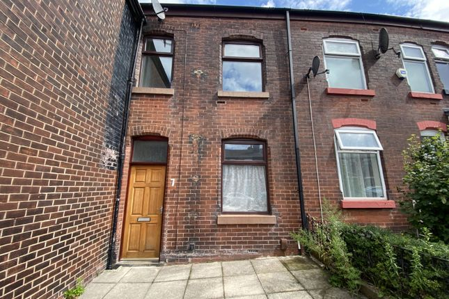 Thumbnail Terraced house for sale in Castle Street, The Haulgh, Bolton, Greater Manchester