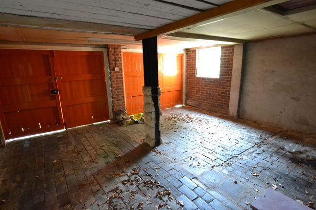 Double Garage of Christchurch Lane, Market Drayton TF9