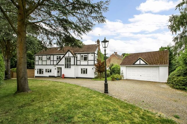 Thumbnail Detached house for sale in Dene Close, Chilworth, Southampton