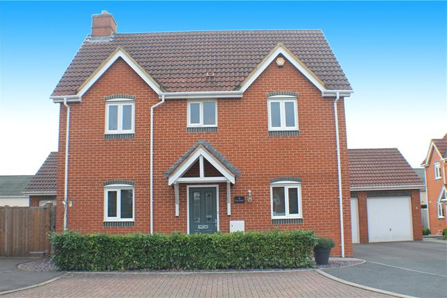 Thumbnail Detached house for sale in Yatton, North Somerset