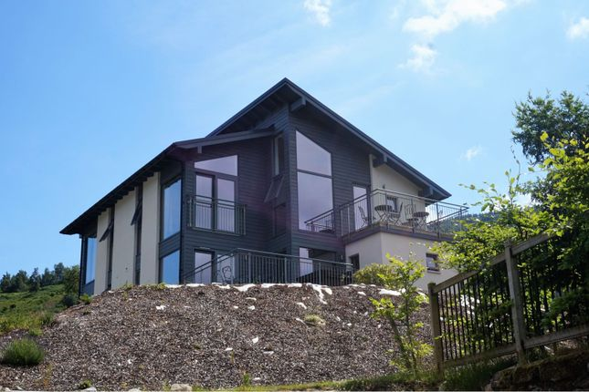 Thumbnail Semi-detached house for sale in Kenmore, Aberfeldy