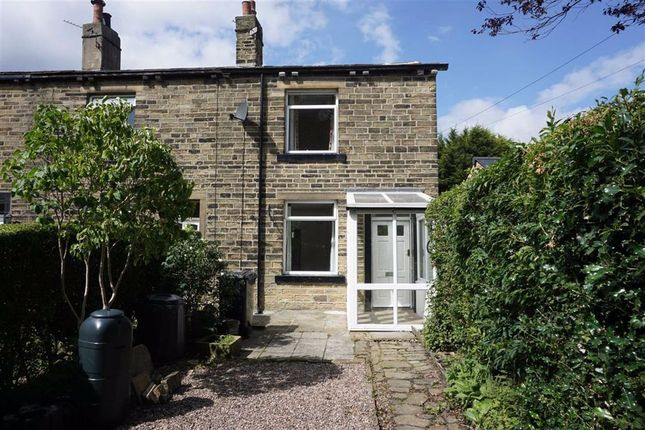 Thumbnail End terrace house to rent in Green Terrace Square, Savile Park, Halifax