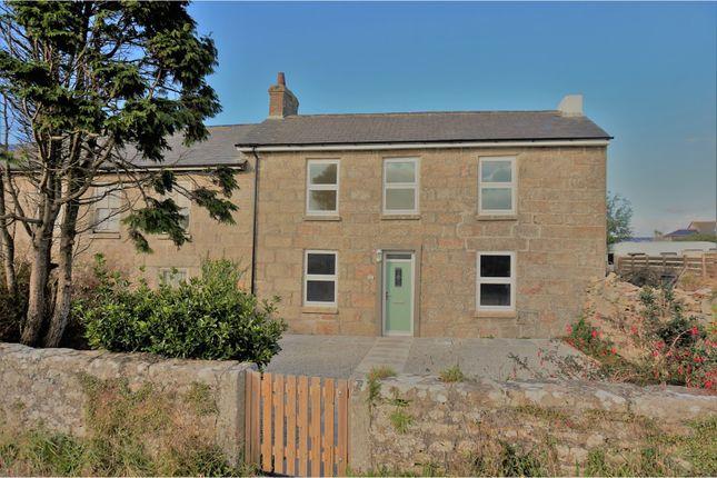 Thumbnail End terrace house for sale in Trewellard Road, Penzance