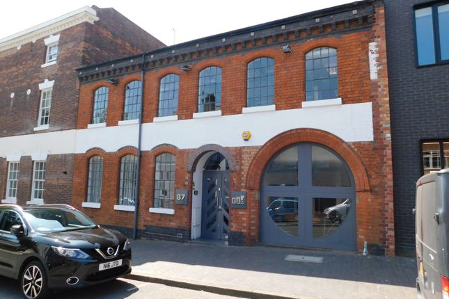 Thumbnail Office to let in 87 Caroline Street, Jewellery Quarter