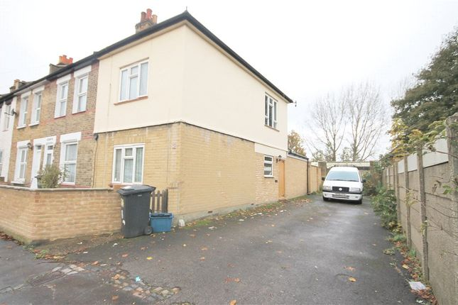 Thumbnail End terrace house for sale in Northbrook Road, Croydon