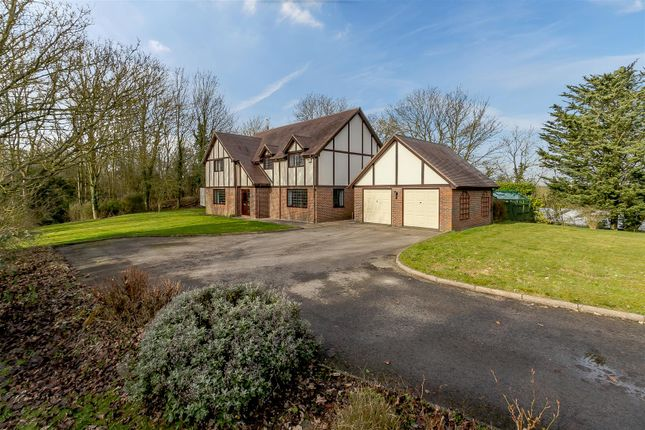 Thumbnail Detached house for sale in Station Road, Deppers Bridge, Southam, Warwickshire