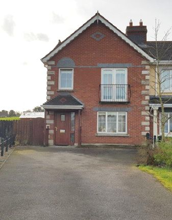 Thumbnail Semi-detached house for sale in 7 Derryoaks, Ballyconnell, Cavan