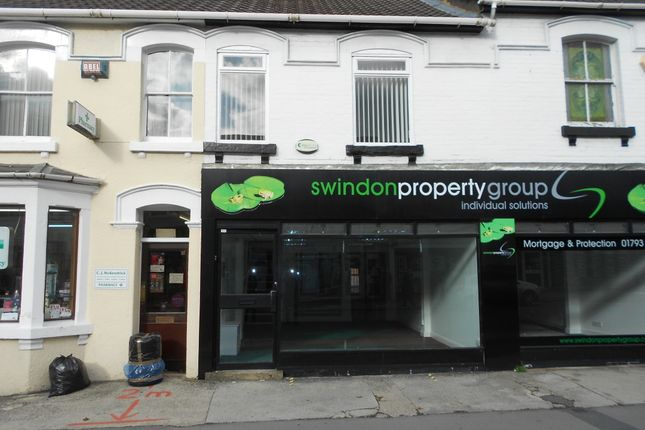 Thumbnail Retail premises for sale in Commercial Road, Swindon