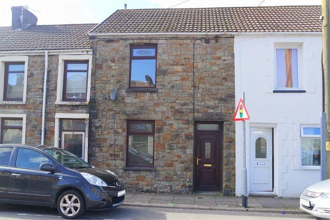 Thumbnail Terraced house to rent in Bridgend Road, Garth, Maesteg, Mid Glamorgan