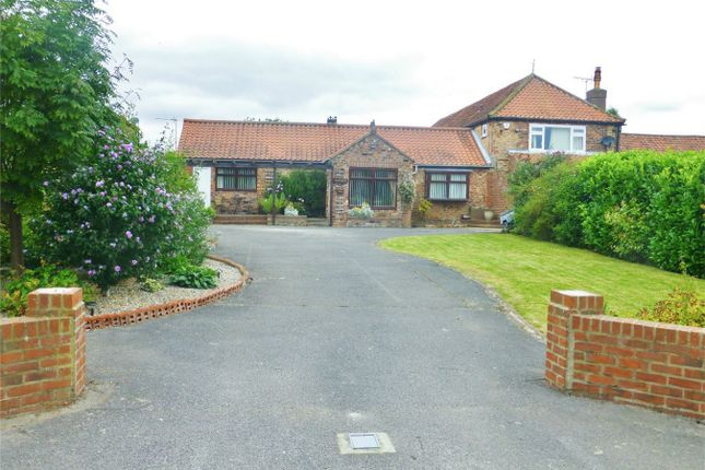 Thumbnail Semi-detached bungalow for sale in Moor Lane, Copmanthorpe, York