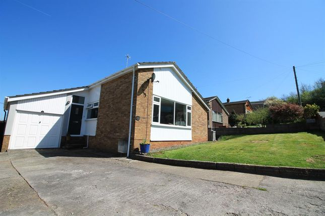 Thumbnail Detached bungalow for sale in Brookside, Pill, North Somerset