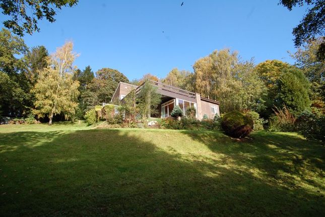 5 bed detached house for sale in The Dell, Morpeth NE61