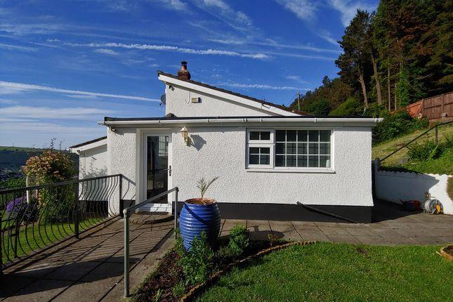 Thumbnail Semi-detached house for sale in Ty Dan Y Wal Road, Cwmtillery, Abertillery