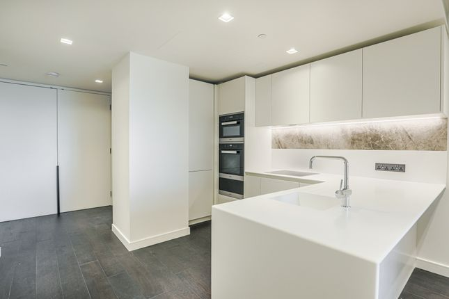 Thumbnail Flat to rent in 8 Casson Square, Southbank