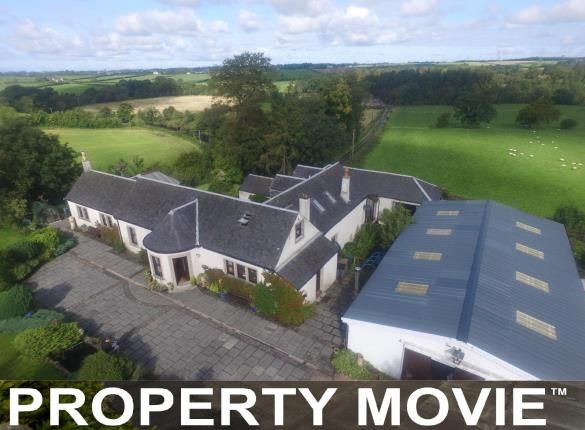Thumbnail Detached house for sale in Galston Road, Hurlford, Kilmarnock, East Ayrshire